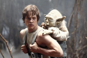 Why writing is an act of generosity, and what that has to do with Yoda