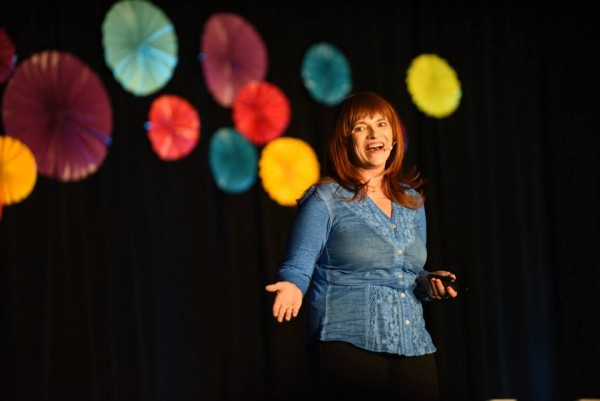 The Power of Narrative to Create Your Path: My TEDxABQ Women 2015 Talk
