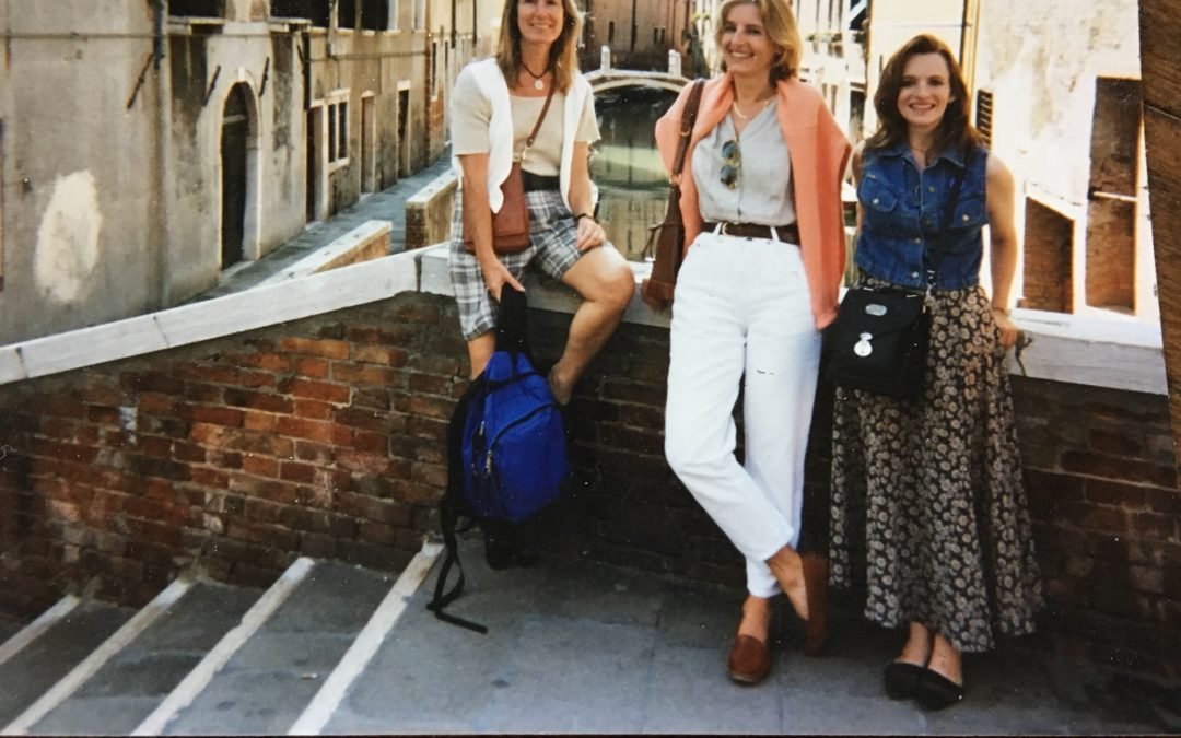 How to Launch a Publishing Career, Or a Young Woman in Venice